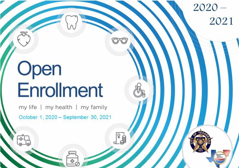 Open Enrollment 2020